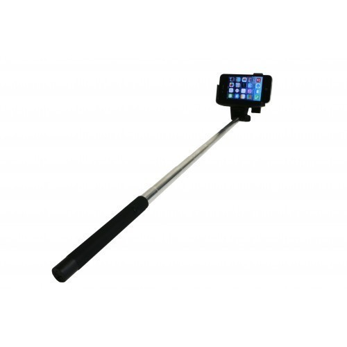 selfie stick draadloos bluetooth iphone galaxy. Black Bedroom Furniture Sets. Home Design Ideas
