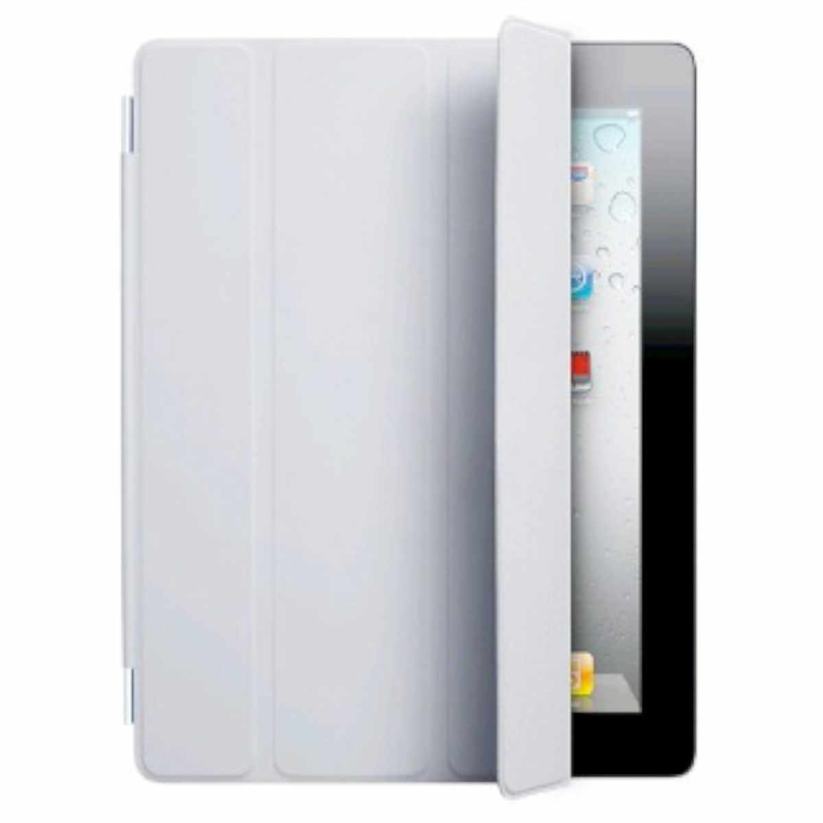 126160007Smart Cover iPad 2 - nieuwe iPad wit