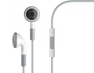 iPod oordopjes