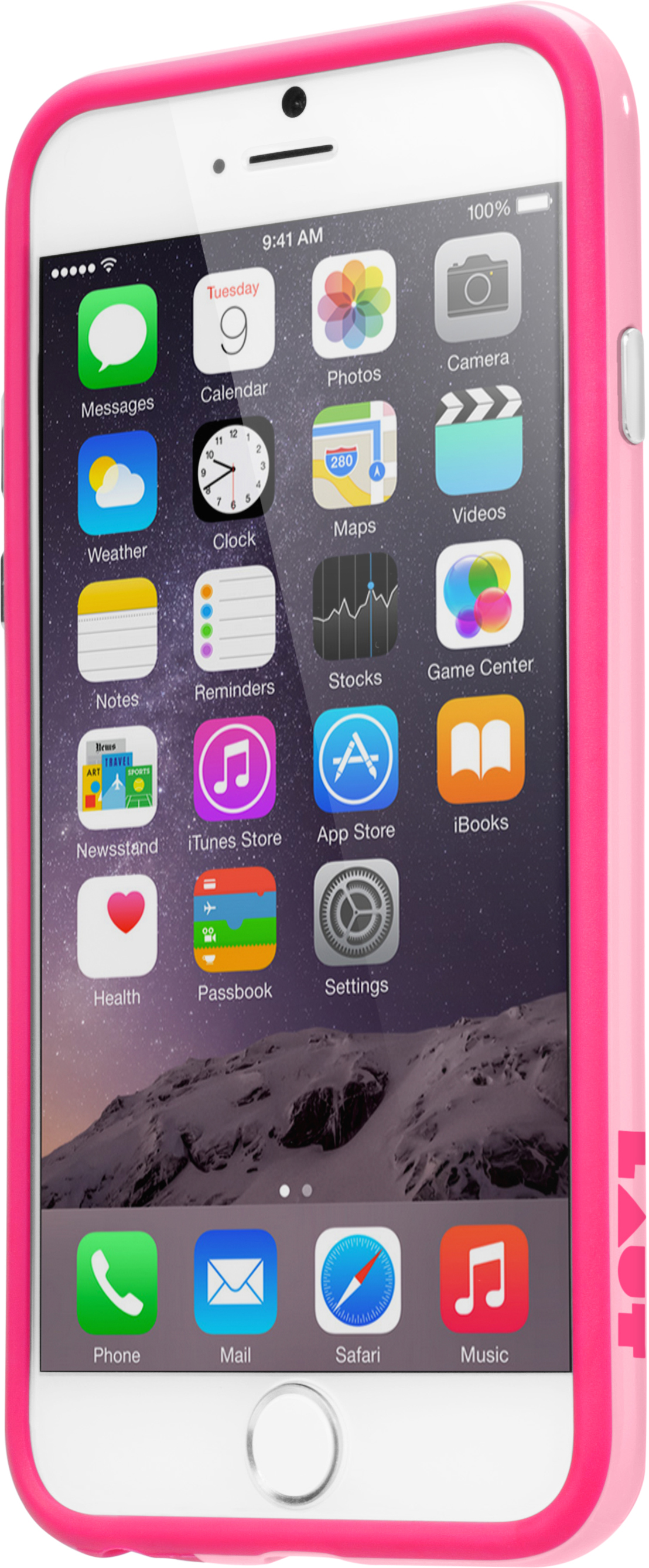 LAUT Loopie Pink iPhone 6-6S
