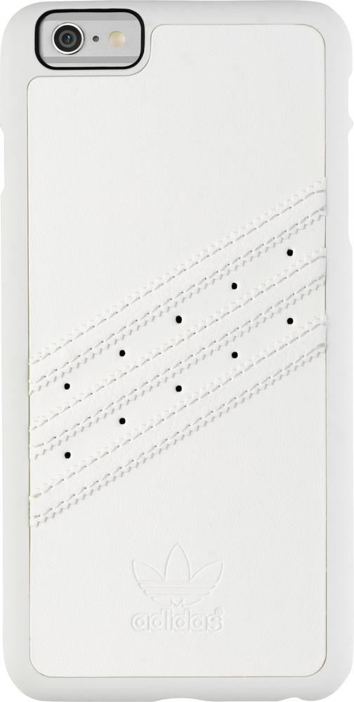Adidas Basics Premium Moulded iPhone 6 Plus-6S Plus White