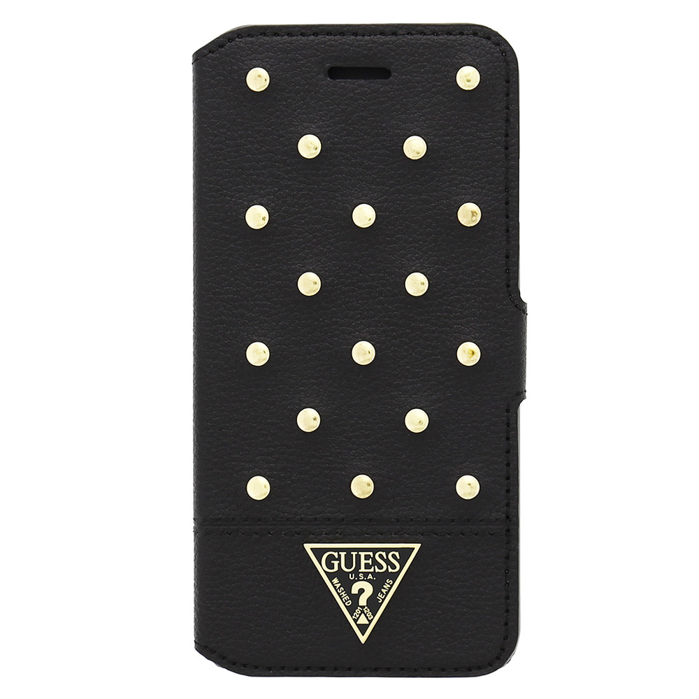 Guess Tessi Book Case iPhone 6 Plus Zwart