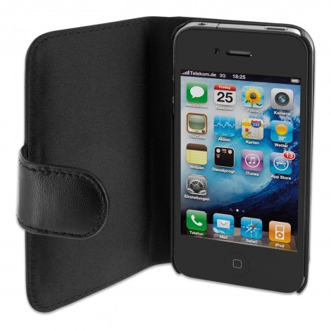 Artwizz SeeJacket Leather (iPhone 4) (7904-SJL-P4)