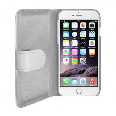 Artwizz SeeJacket Lthr iPhone 6 white (5002-1261)