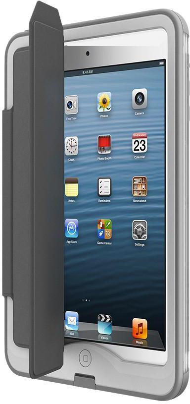 Lifeproof Nand�and�d Portfolio Cover + Stand Ipad Mini 1/2/3 Grijs