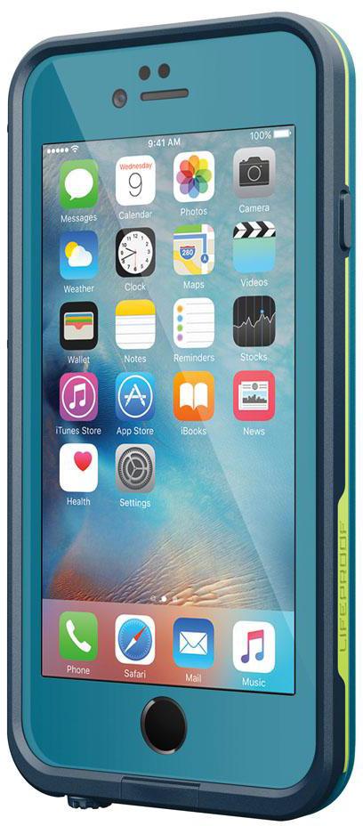 Afbeelding van Blauwe LifeProof Fré Case voor Apple iPhone 6/6s - Blauw