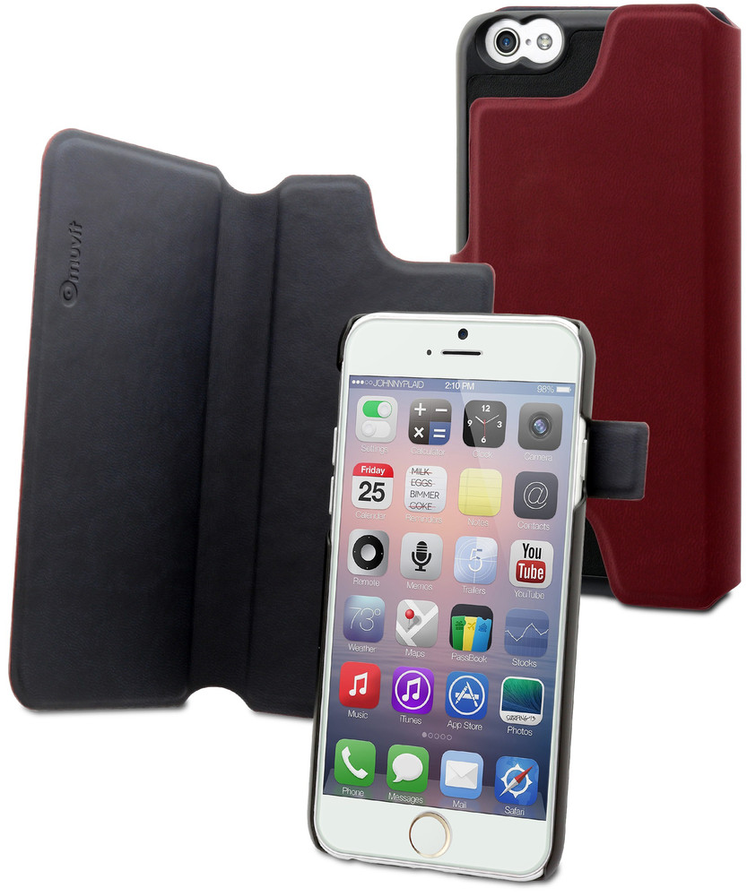 Muvit muvit iPhone 6 Magic Reverso Case Red-Navy (MUMAG0026)