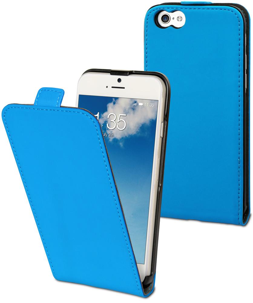 Muvit muvit iPhone 6 Slim Case Placid Blue-Dark Grey (MUSLI0530)