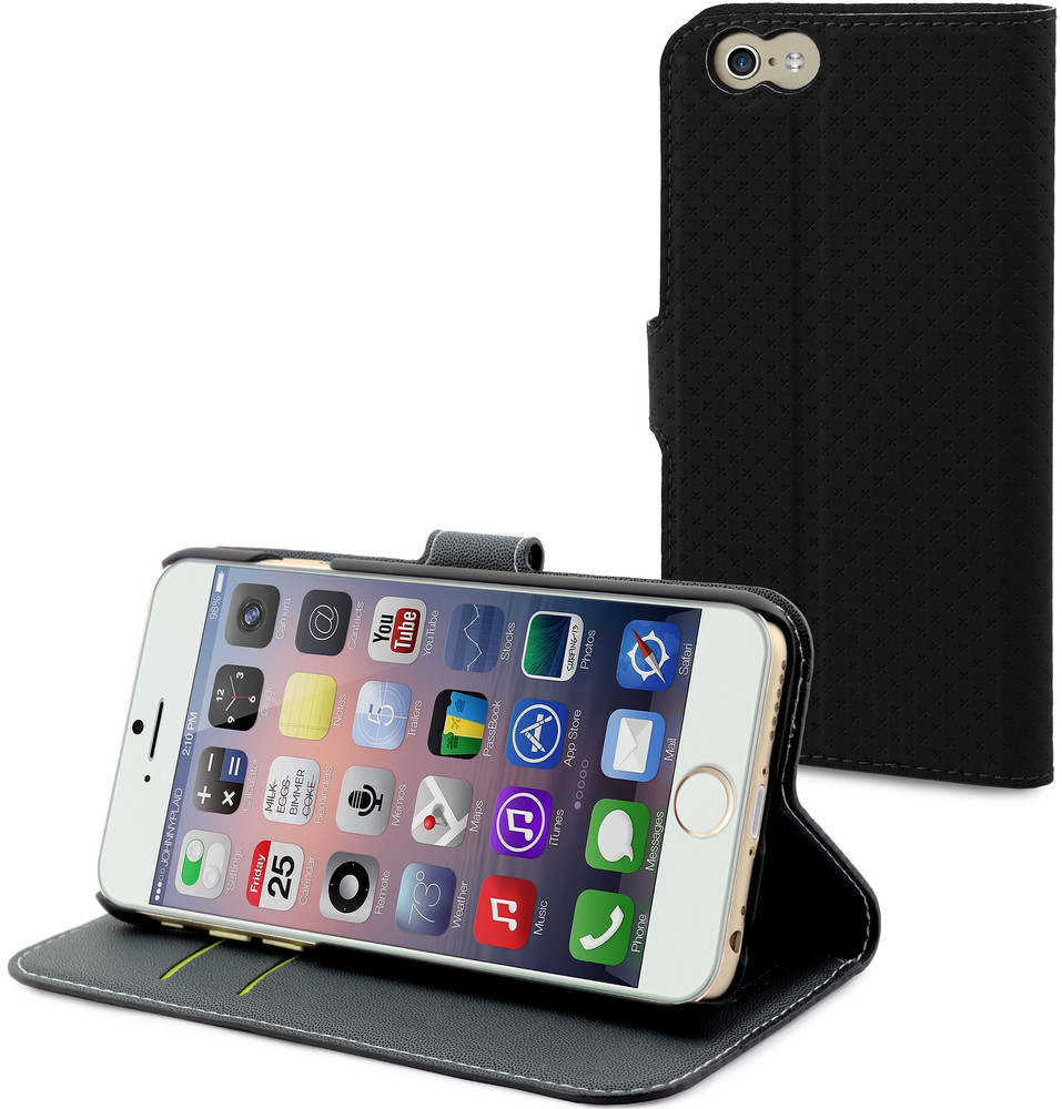 Muvit Apple iPhone 6 Plus Wallet Case 3 Cardslots
