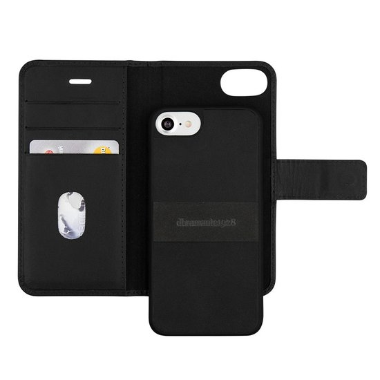 D. Bramante Dbramante1928 iPhone 6 Detachable Wallet Case Lynge Black (LNI6GTBL0607)