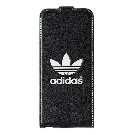 adidas Originals Flip Case Black-White iPhone 5C