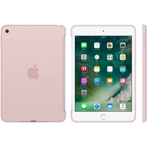 Apple iPad Mini4 Silicone Case Pink (MLD52ZM-A)