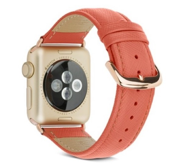Dbramante Madrid Apple Watch bandje 38mm Rusty Rose