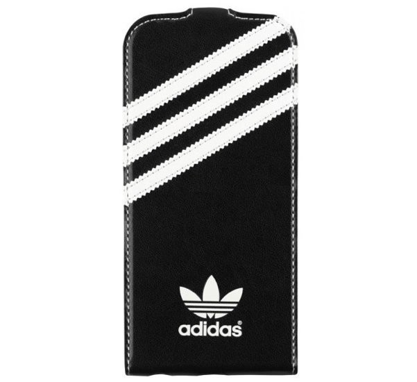 Adidas Flip Case Apple iPhone 6-6s Zwart