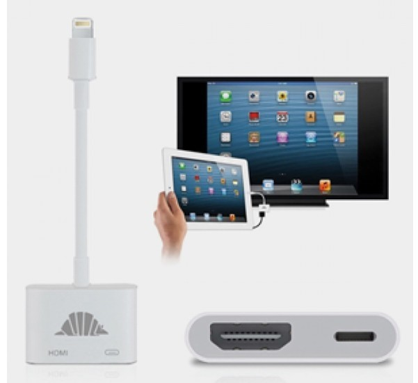 intelliARMOR Lightning to HDMI & Audio Out adapter