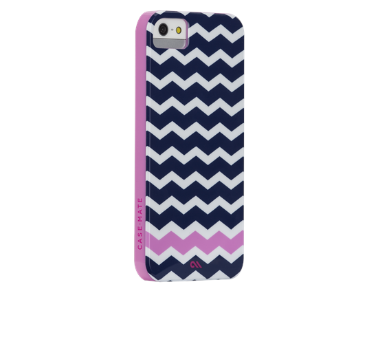 Case-mate Barey There Ziggy Zag Iphone 5(s)/se