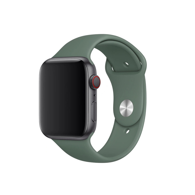Apple Sport Band Apple Watch 42mm / 44mm Pine Green