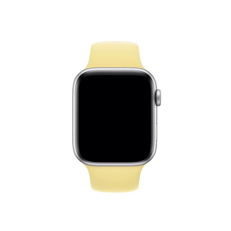 Apple Sport Band Apple Watch 42mm / 44mm Lemon Cream