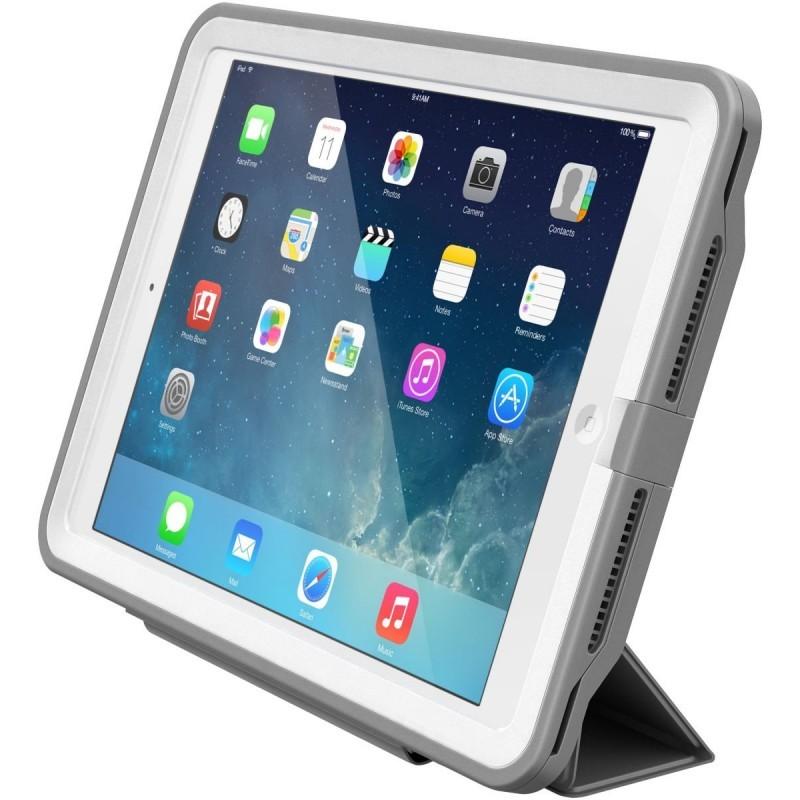 LifeProof nüüd iPad Air Portfolio Cover/Stand grijs