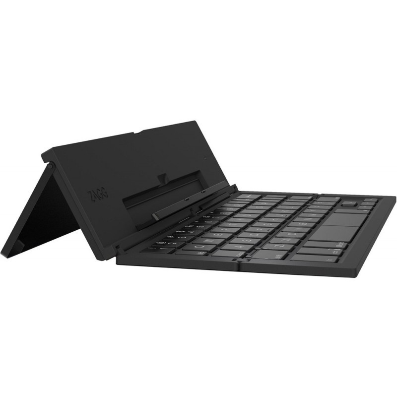 ZAGG Universal Pocket Foldable Keyboard QWERTY Black