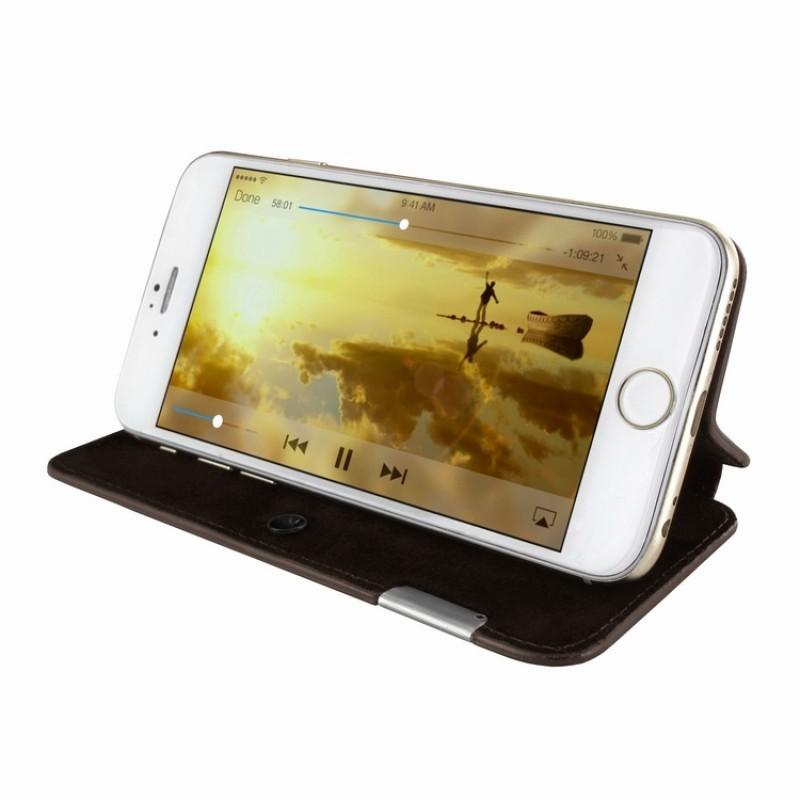 Piel Frama FramaSlim iPhone 6(S) bruin