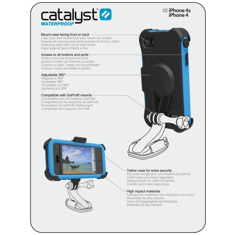 Catalyst Pro Adapter iPhone 4 / 4S
