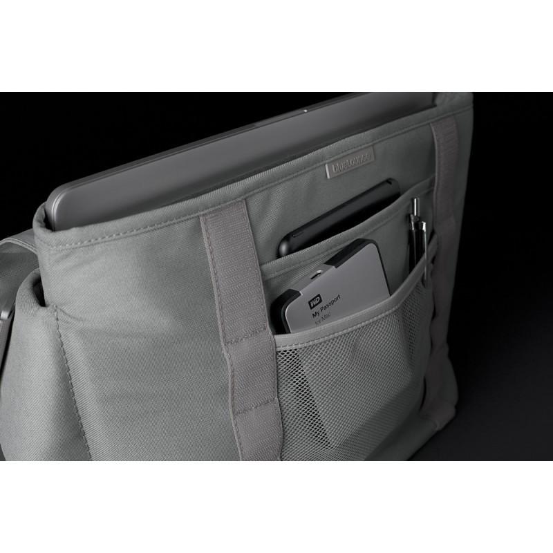 Bluelounge Messenger Bag Small MacBook 13 / 15 inch grijs