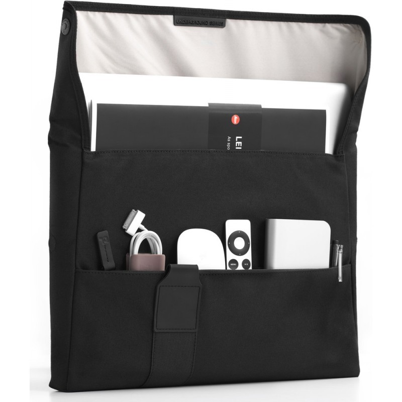 Bluelounge Sleeve MacBook Air 13 inch zwart