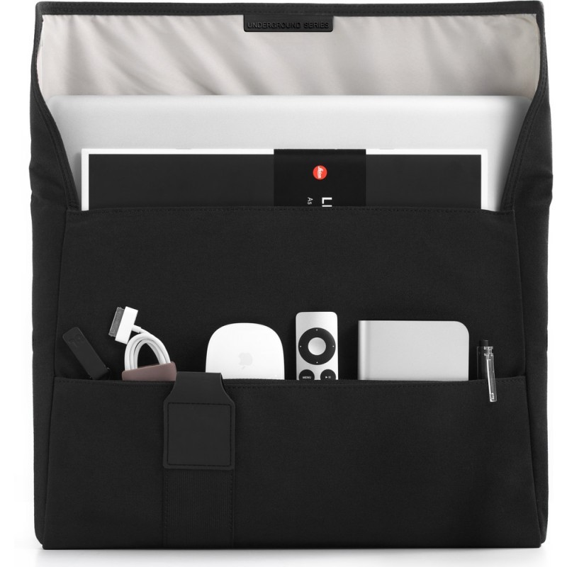 Bluelounge Sleeve MacBook Pro 17 inch zwart