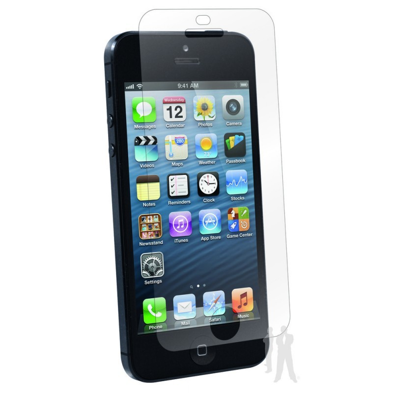 Bodyguardz UltraTough iPhone 5 / 5S / 5C Screenprotector Clear