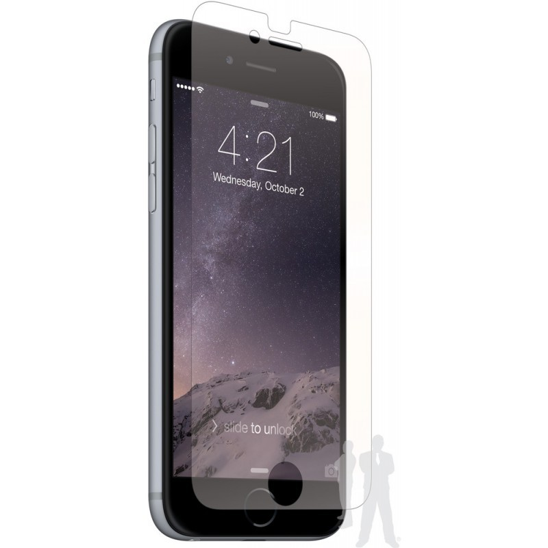 Bodyguardz UltraTough iPhone 6 / 6S Screenprotector Clear