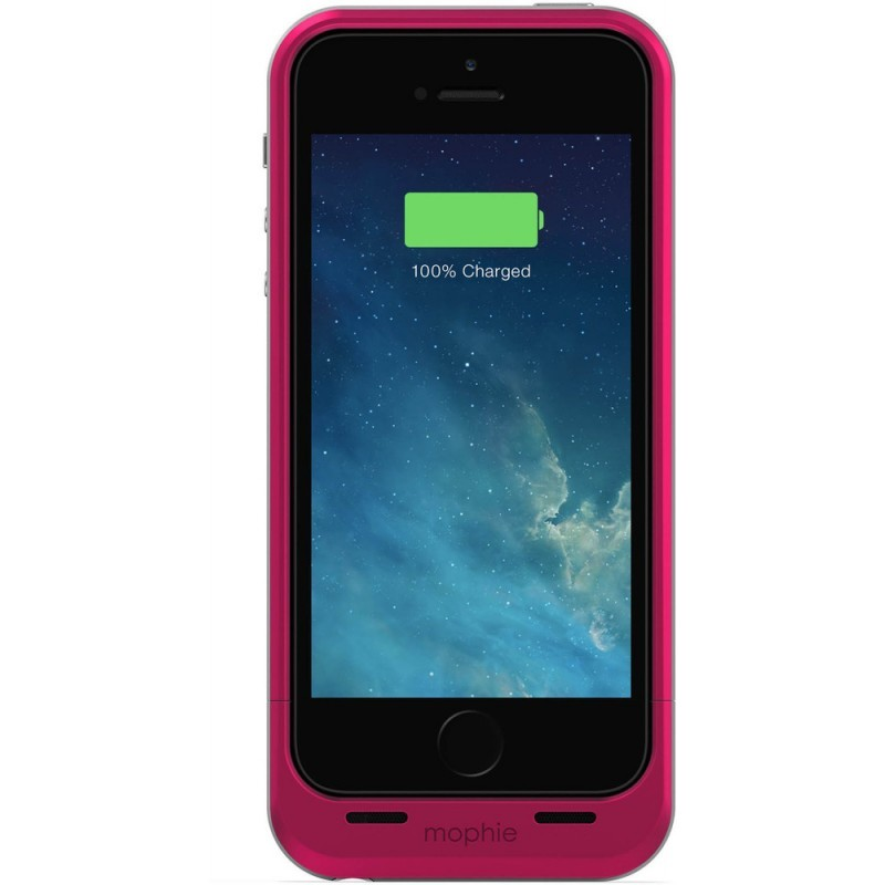 Mophie juice pack air iPhone 5(S)/SE roze