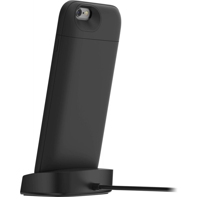 Mophie juice pack dock iPhone 6(S) zwart