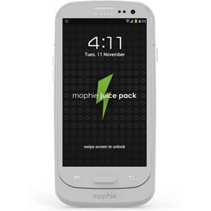 Mophie juice pack Galaxy S3 2300 mAh wit