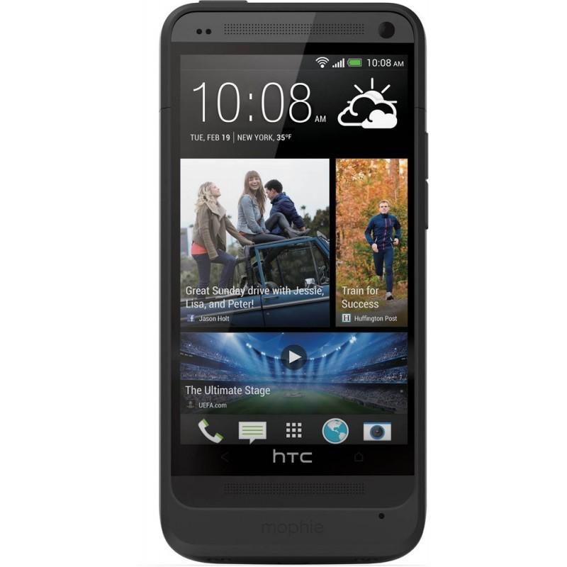 Mophie juice pack HTC One zwart