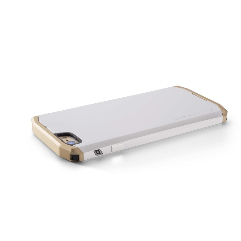 Element case Solace iPhone 6(S) wit/goud
