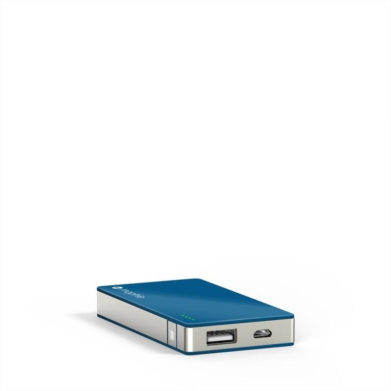 Mophie powerstation mini 2500 mAh blauw