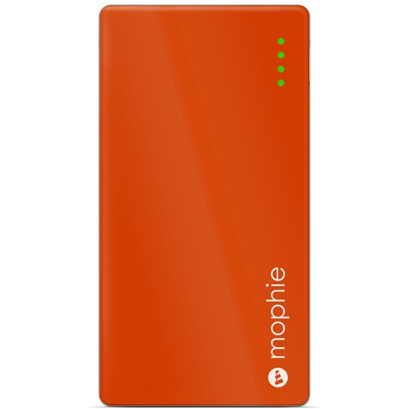 Mophie powerstation mini 2500 mAh oranje