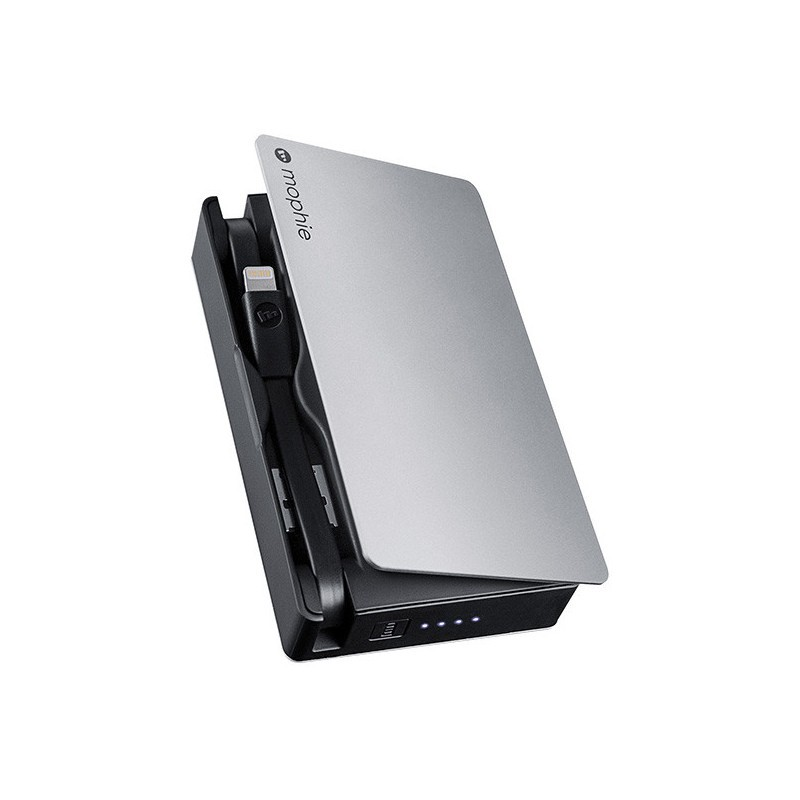 Mophie powerstation plus 7000 mAh Micro USB zwart