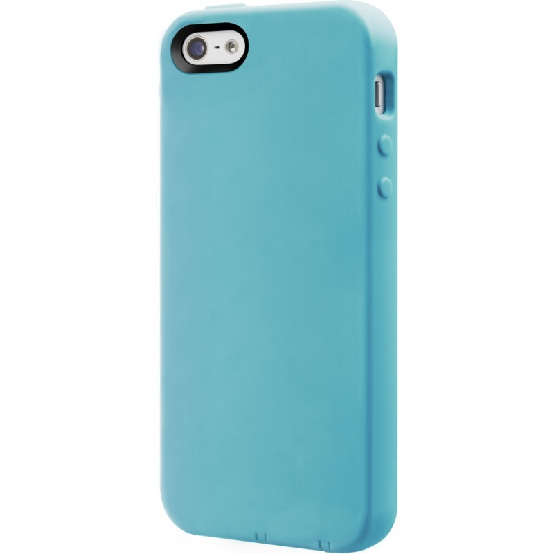 SwitchEasy Numbers iPhone 5 / 5S Turquoise