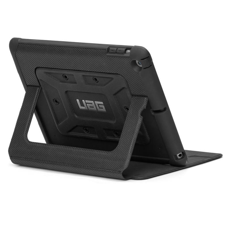 Urban Armor Gear Scout Folio iPad Air Black