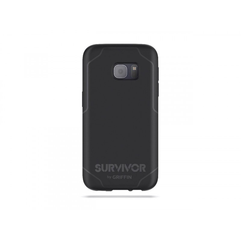 Griffin Survivor Journey case Galaxy S7 zwart