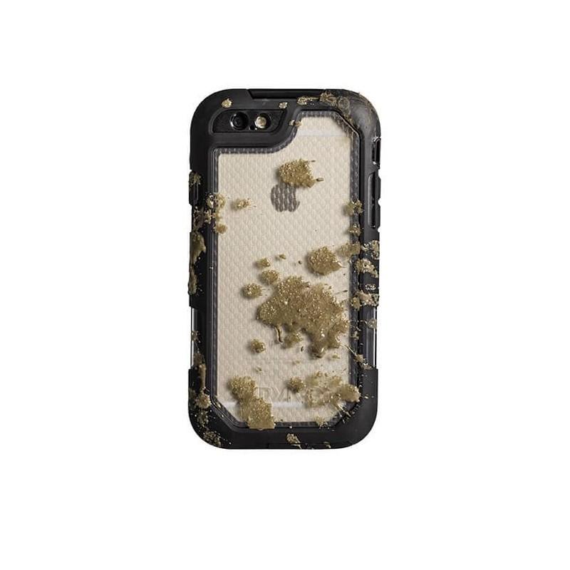 Griffin Survivor Summit case iPhone 7 zwart
