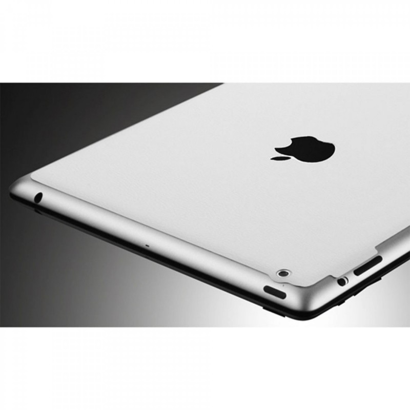 Spigen Skin Guard Leather iPad 2 wit