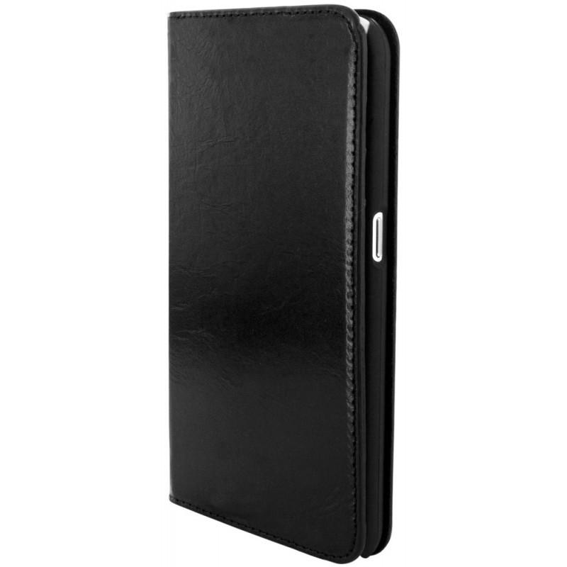 Mobiparts Excellent Wallet Case Galaxy S6 Jade Black