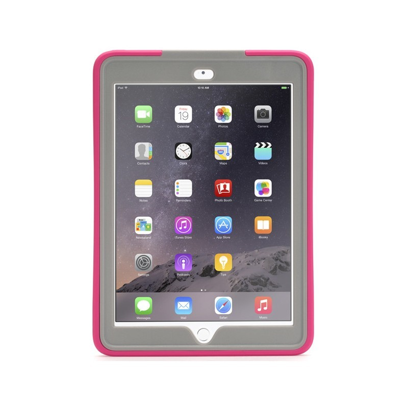 Griffin Survivor Slim iPad Air 2 Pink Grey