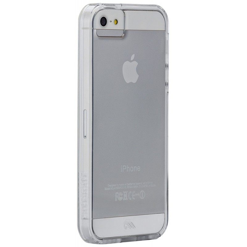 Case-Mate Naked Tough Case iPhone 5 / 5S Clear