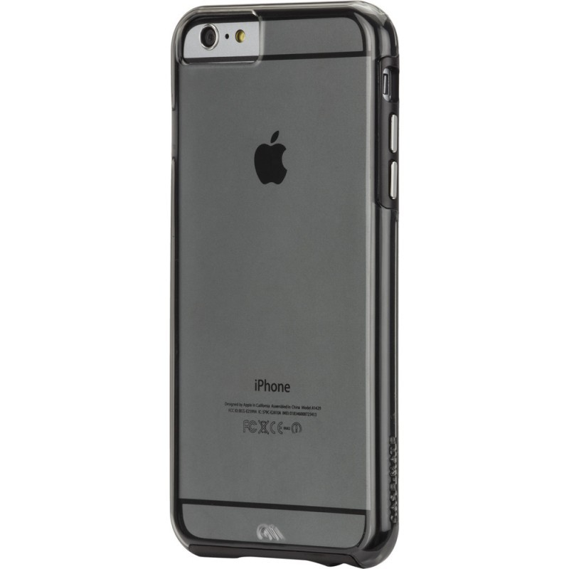 Case-Mate Naked Tough Case iPhone 6 Plus / 6S Plus Black / Clear