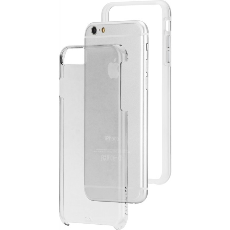 Case-Mate Naked Tough Case iPhone 6 Plus / 6S Plus Clear / Clear