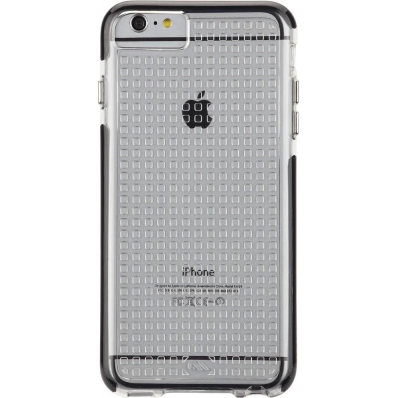 Case-Mate Tough Air Case iPhone 6 Plus / 6S Plus Clear / Black